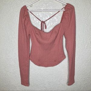 Free People XS Brittany Top Rosie